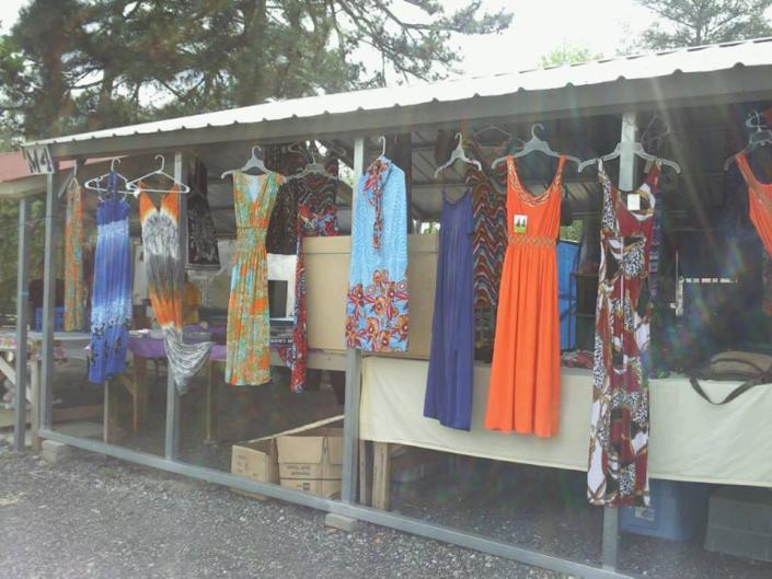 [Image: We sell a variety of clothing you are sure to love!]